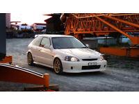 Wanted Parts for Honda Civic Hatchback 1996 - 2000 EJ EJ9 EK EK2 EK3 EK4