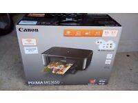 New cannon printer