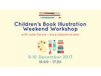 Children's Book Illustration Weekend