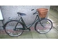 Vintage Retro Ladies Pashley or Dutch style Bike Bicycle