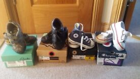 Shoes sizes 4 and 6