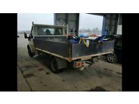 Ford transit tipping tipper body