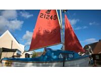 Boat for Sale A 16ft SEA SAFE DANDY.