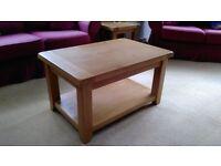 Coffee Table in Somerset Oak