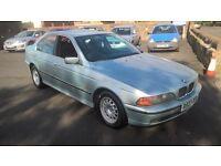 BARGAIN BMW 520 RWD MANUAL LONG MOT RELIABLE CAR £595 PX WELCOME ** DRIFT**