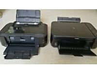 Canon Inkjet Printers for sale x 2 £20 each sold separately or together