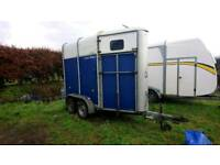 IFOR WILLIAMS TRAILER HB401R