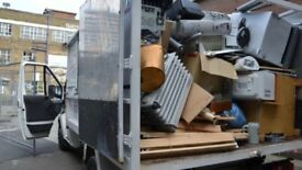 Rubbish removals house clearance junk disposal builders waste wait & load skip hire cheap rates