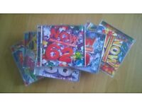 NOW CD's (13 in total)
