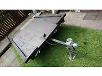 CONWAY TRAILER ROUGHLY 6FT BY 5FT WELL MAINTAINED