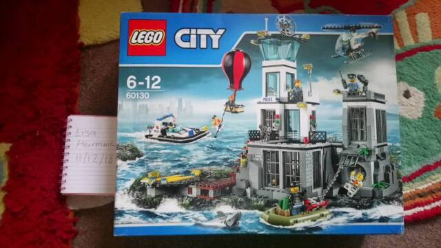 PRICE REDUCED Brand new, discontinued lego sets  CITY PRISON ISLAND & STAR  WARS RESISTANCE X WING | in Norwich, Norfolk | Gumtree