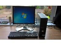 Small Dell PC with Kodi