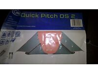 Quick Pitch DS2 two man tent