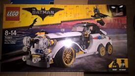 LEGO PENGUINS ARCTIC ROLLER