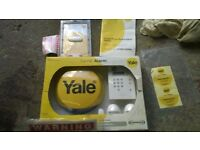 Yale 6300 is a control panel operated system Family Home / Office