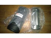 Yamaha muffler and cover brand new