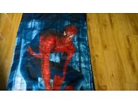 Spider-Man kids sleeping bag