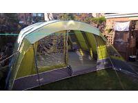 Vango Esclipse 600 Airbeam tent