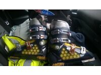 salamon size9 ski boots