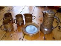 Wedgewood pennine tea set