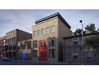 Exclusive 2-bed warehouse conversion with patio
