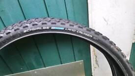 Mountain Bike Tyres Job Lot