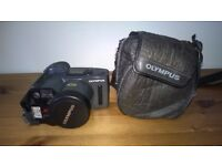 Olympus AZ 300 Superzoom camera and original case