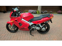HONDA VFR800F - ONE OWNER FROM NEW