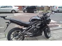 Kawasaki ER 6 (Black)
