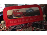 Cars bed guard