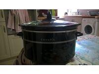Crock-Pot Slow Cooker 3.5 L