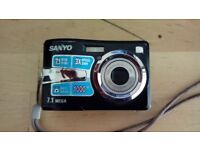 Sanyo 7.1 megapixel digital camera