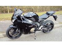 2008 Honda CBR1000RR RR8 Fireblade, One Owner, Full MoT, Mint Condition
