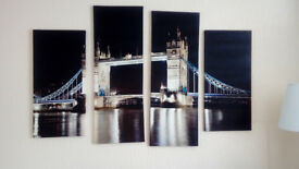 Big Canvas London Tower Bridge