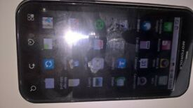 mOTOROLA MB525 DEFY android smartphone unlocked