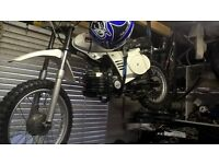 Puch. motorcycle
