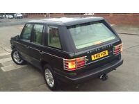 *SHOWROOM CONDITION* (1999) RANGE ROVER 2.5 DIESEL P38 / VERY LOW MILEAGE / FULL SERVICE HISTORY