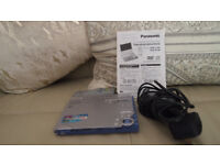 Panasonic Portable DVD/VIDEO CD/CD PLAYER DVD, Model PV40
