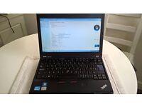 Lenovo Thinkpad x220, i5 2.6Ghz, 9GB RAM, 240GB SSD, WIN7 PRO, OFFICE PRO 2013