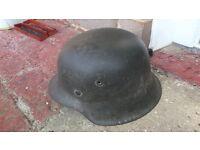 ww2 military helmet