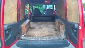 Vauxhall Combo van 1.3cdi