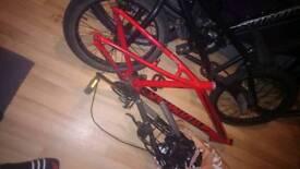 Peddle bikes