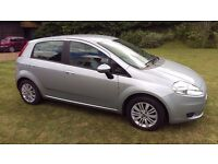 2006 Fiat Grande Punto 1.2L Dynamic 5dr - Full Service History - Excellent Example