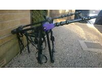 Bicycle / Bike / Cycle rack (holds 3 bikes) - Bargain at £25