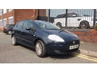 2006 Fiat Grande Punto 1.2 Active 5dr Hatchback, Warranty and AA Breakdown available, £1,195