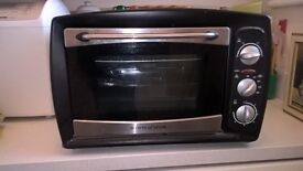 Portable oven and hob