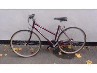 Lady's Raleigh Pioneer Trail bicycle