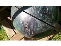 Hammer bowling ball made in USA broken