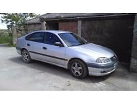 Toyota avensis low mileage good condition