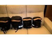 cycling touring panier bags quoran